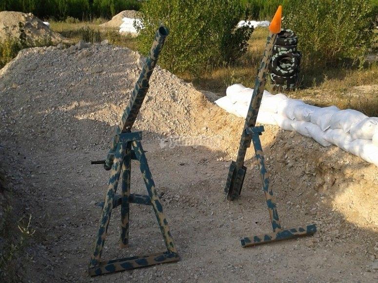 Artilleria de carton