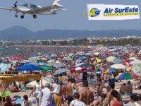 Servicio de publicidad aérea