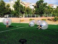 Bubble ground