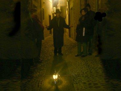 Ruta nocturna de Toledo y sucesos paranormales