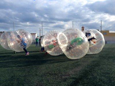 Fútbol Burbuja Málaga