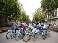 Electric Bike in Barcelona 4h