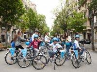 Electric Bike Rental in Barcelona 2h