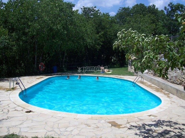 宿舍游泳池
