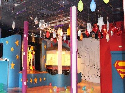 Fiesta privada para niños en Madrid 2h y media