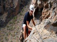 Sonrisa en la roca