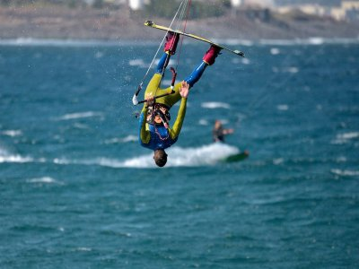 4-day Kitesurfing course in Gran Canaria