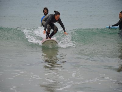 Lezione di surf a Tarifa