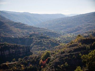 Autumn trekking in Cameros 3 days