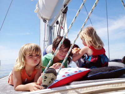 Alquiler velero Hanse 47 una jornada