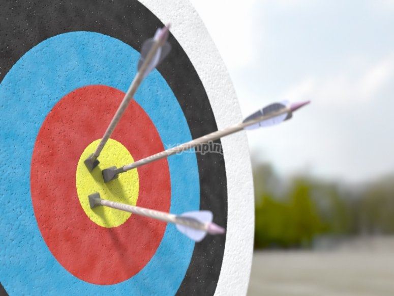 Archery in Colmenar