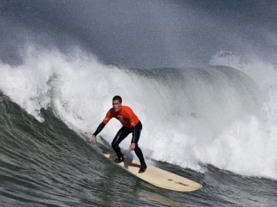 Curso de surf fin de semana en Barcelona