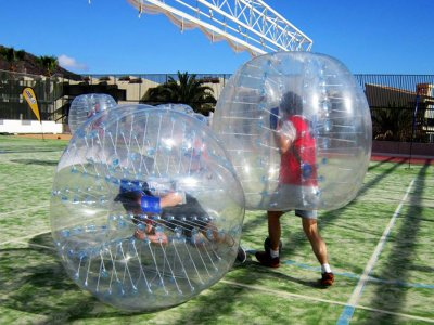 Bubble Football Tenerife