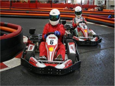 Karting Indoor Burgos
