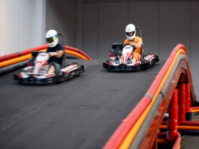 Karting Indoor Burgos