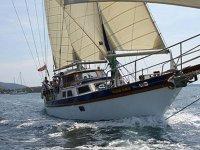 Paseo en barco en Mallorca para familias