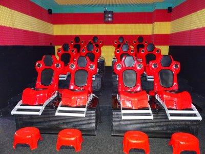 Xtream cinema for kids, Mallorca