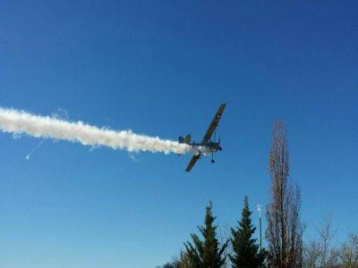 Tour in aereo nella Sierra de Madrid 30 min