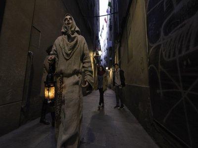 Ruta teatralizada: La Barcelona terrorífica