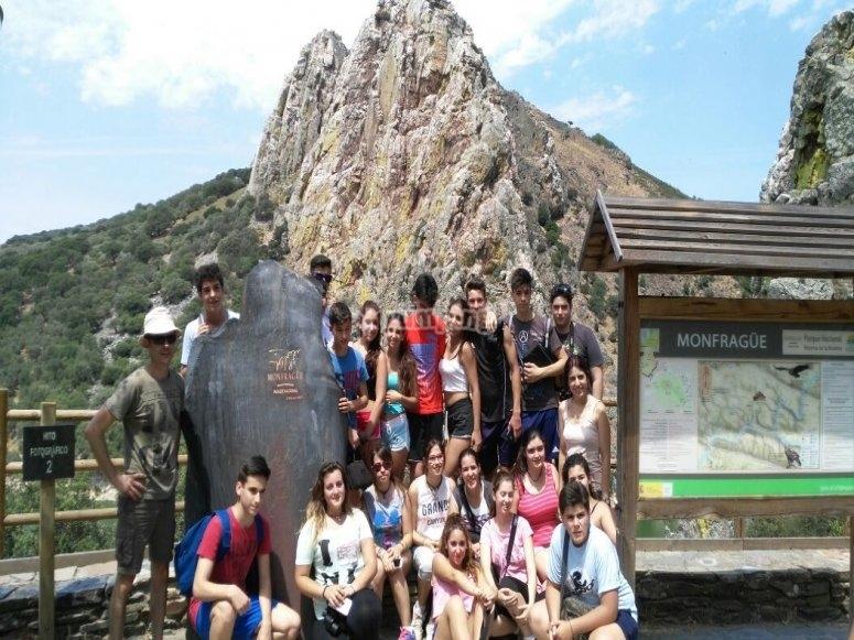 Excursion a Monfrague