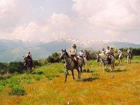 Rutas a caballo en Avila