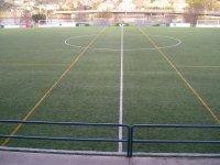 Centro del campo de juego