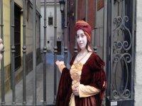 Visita teatrale a Madrid Bambini del XVI secolo