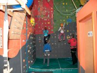 Birthday and Climbing Wall in Huelva 2 hor