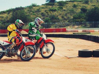 Advanced motorbike road driving course Valencia