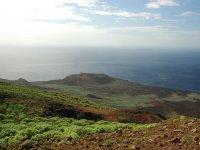 Paisajes de Orchilla y El Pinar