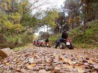 Salida en quad en otoño por Tentudia
