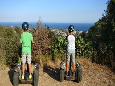 CastellJalpí的赛格威和冒险赛道