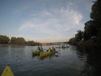 Excursión en kayak por Sevilla