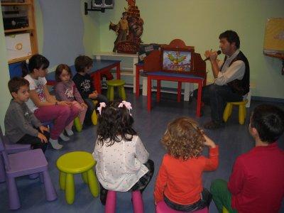 Fiesta de cumpleaños con actuación, en Leganés 2h