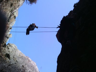 Via Ferrata at Gaucín Málaga, 2h
