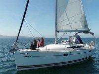 Giornata nautica sulla costa di Pontevedra