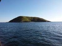 Avvistamento dell'isola di Onza