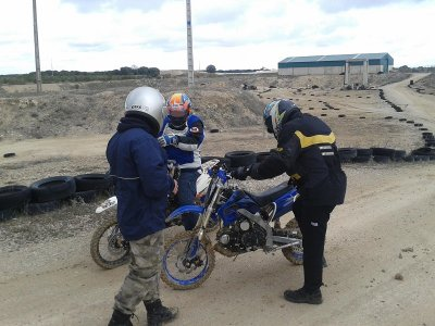 Motorcycle Circuit Rental in Valladolid