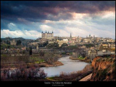 Halloween visit in Toledo