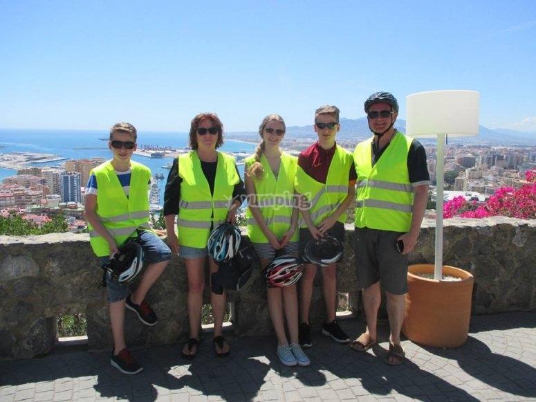 Grupo turista