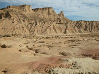 LaPiskerra de el desierto de las Bardenas