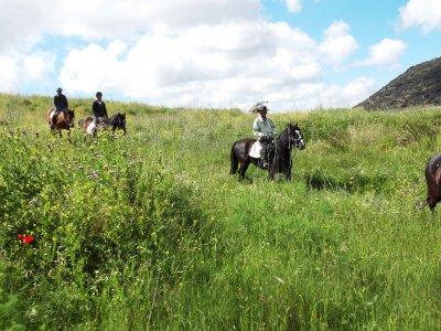 Montar a caballo en Salinas 3 horas