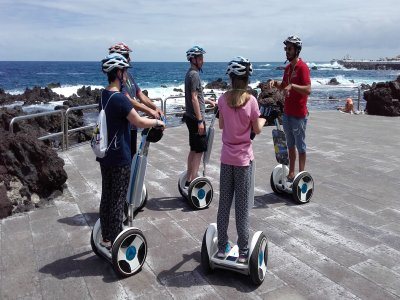Segway route to the Puerto de la Cruz, 1 hour