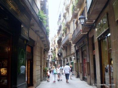 Gymkhana attraverso il quartiere gotico di Barcellona Adulti