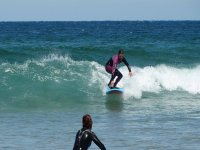 Surfing equipment renting, Cantabria, half day