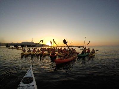 Salidas en Kayak en Ceuta Bono de 5