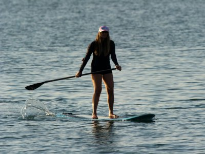 Stand up paddle litoral de Ceuta Bono 10 paseos