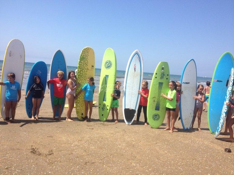 Surf a colores