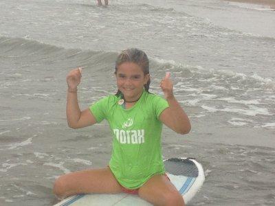 Curso de iniciación de surf en Huelva