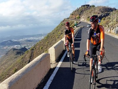 Bike Experience Tenerife BTT